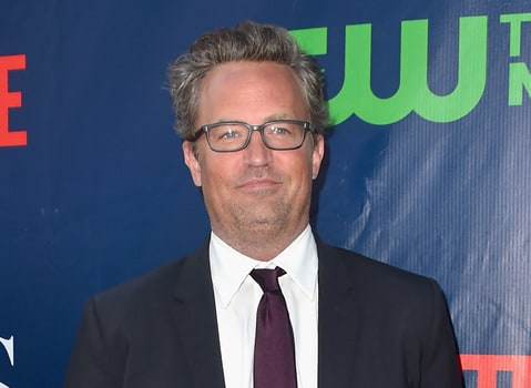 Matthew Perry attends CBS' 2015 Summer TCA party.