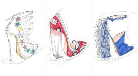 Sketches Wide Width Shoes