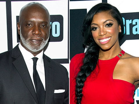 Peter Thomas and Porsha Stewart