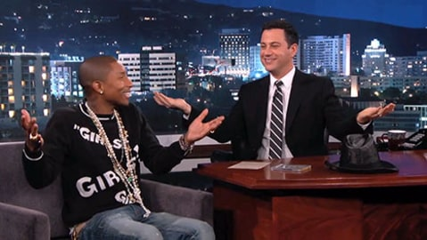jimmy and pharrell