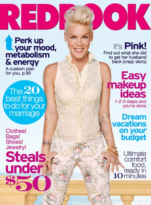 Pink Redbook Cover