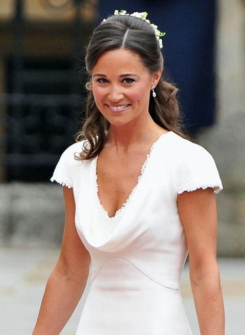 pippa middleton kates wedding