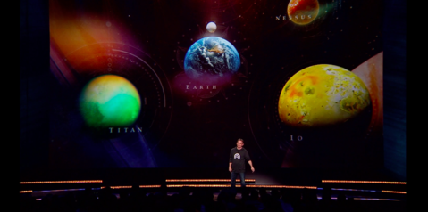 The planets of 'Destiny 2'