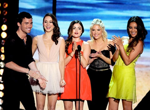 PLL Teen Choice