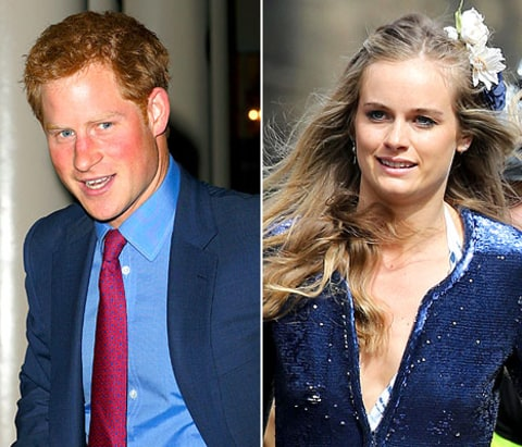 prince harry and cressida