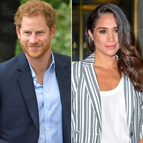 celebrity prince harry meghan markle dating milestones