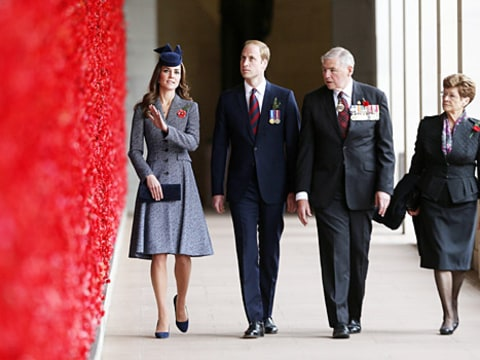 kate will remembrance wall australia