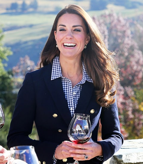 Royal Tour: Vineyard