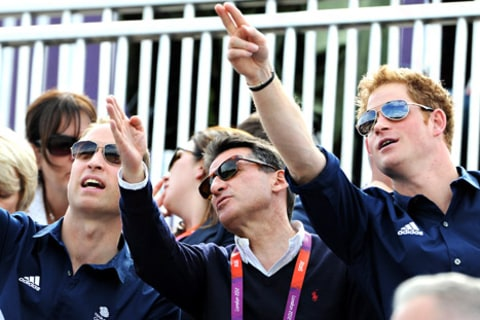 william and harry equestrian