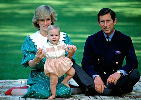 princess diana in NZ