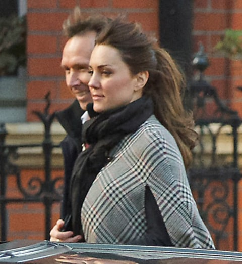 Princess Kate Baby Bump