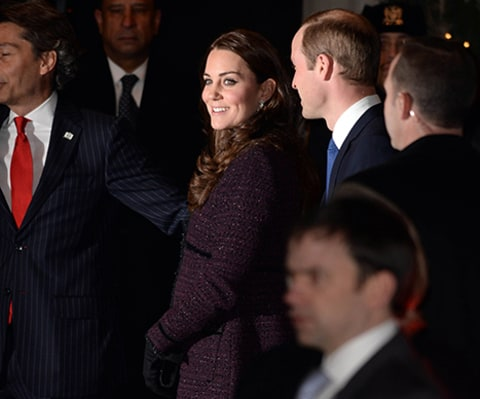 William & Kate NYC