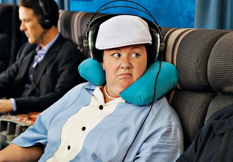 The actress turn as Megan in 'Bridesmaids' earned her an Oscar nomination.