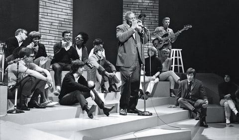 In 1965, the Stones strong-armed the teen TV show Shindig! into hosting Howlin' Wolf.