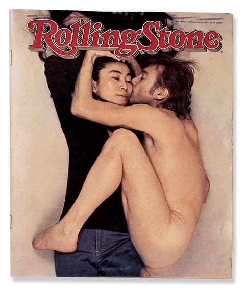 rolling stone issue 335 cover john lennon yoko ono