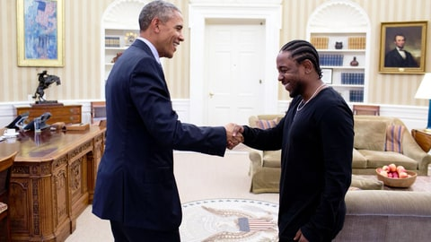 kendrick lamar the humble king rolling stone cover barack obama white house