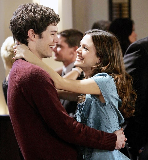 Adam Brody Rachel Bilson The OC