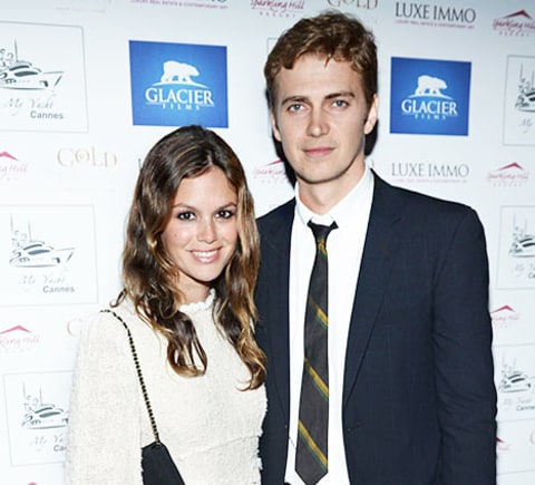 Rachel Bilson and Hayden C
