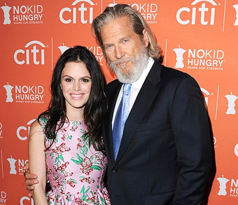 Rachel Bilson and Jeff Bridges