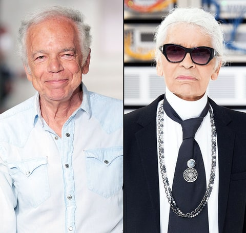 Image result for Lagerfeld & Lauren to dress Melania Trump