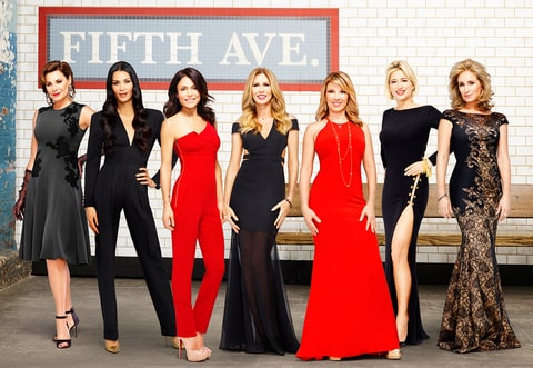 The Real Housewives of New York City reunion: Sonja says 'I'm quitting'