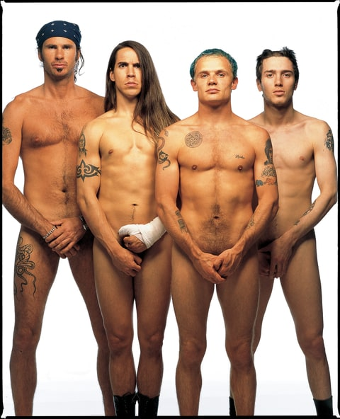 Red Hot Chili Peppers Mark Seliger 1991
