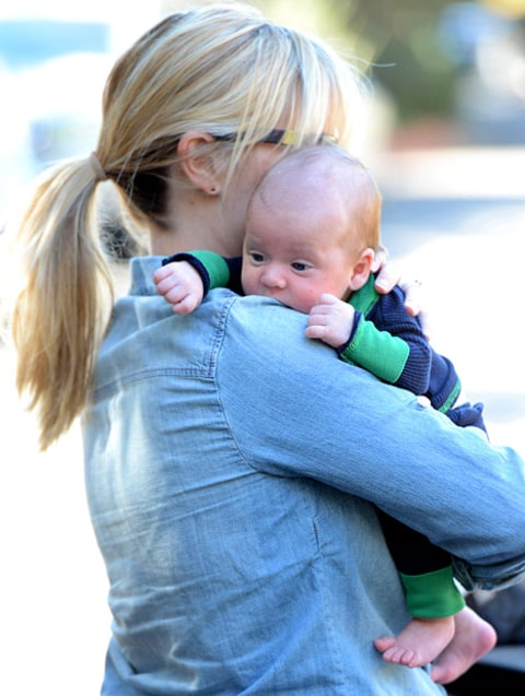 reese witherspoon and son