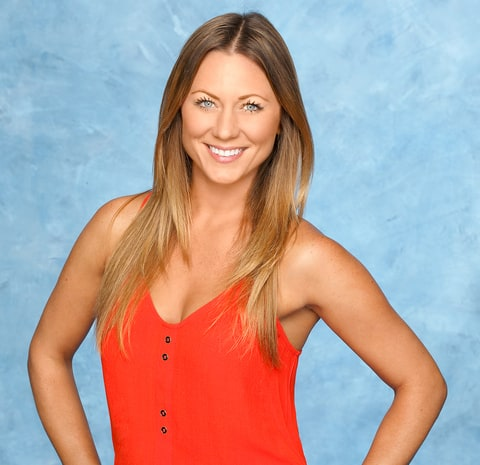 Renee Oteri on The Bachelor.
