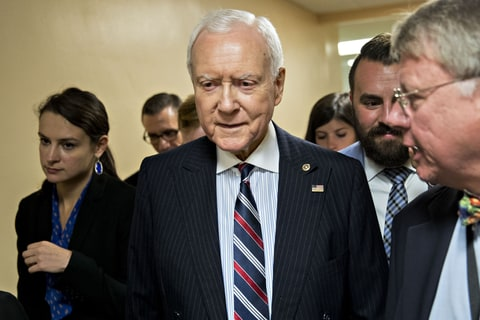 medical marijuana research senator orrin hatch republican gop