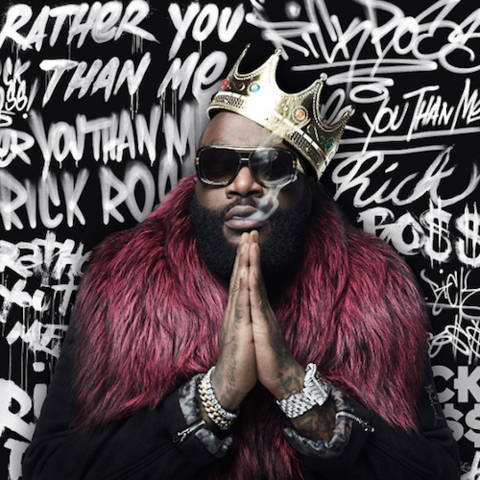 Review: Rick Ross Dips Deeper Into Consciousness on 'Rather You Than Me'