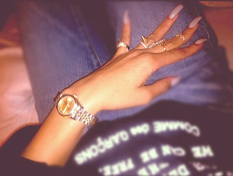 Rihanna Watch