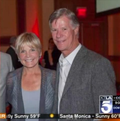 Robert 'Baja Bob' Gordon and Sharon Gordon