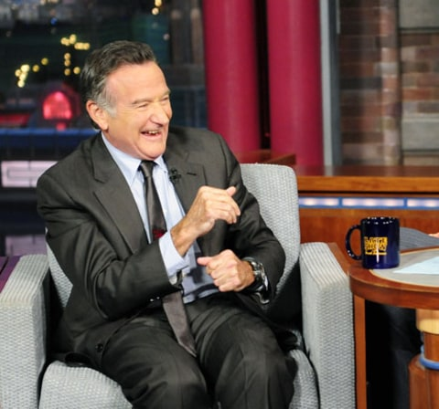 robin williams talk show