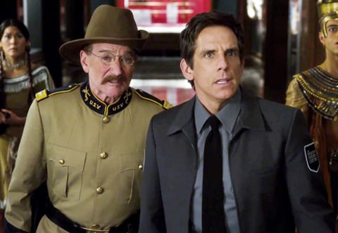 Robin Williams in Night At The Museum 3