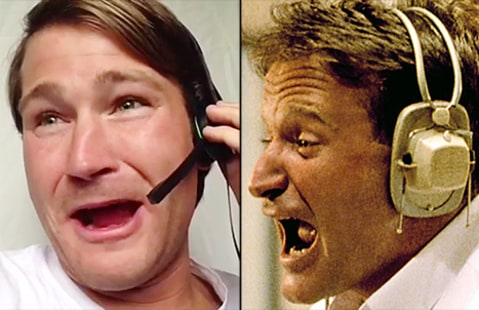 robin williams impressions