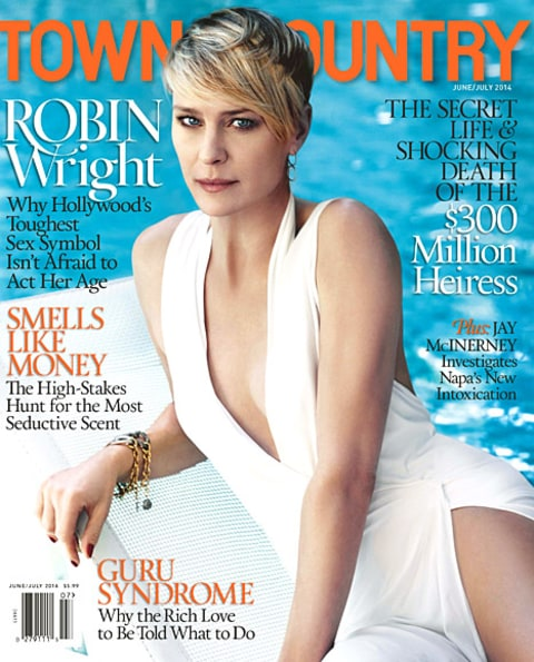 Robin Wright - Town and Country