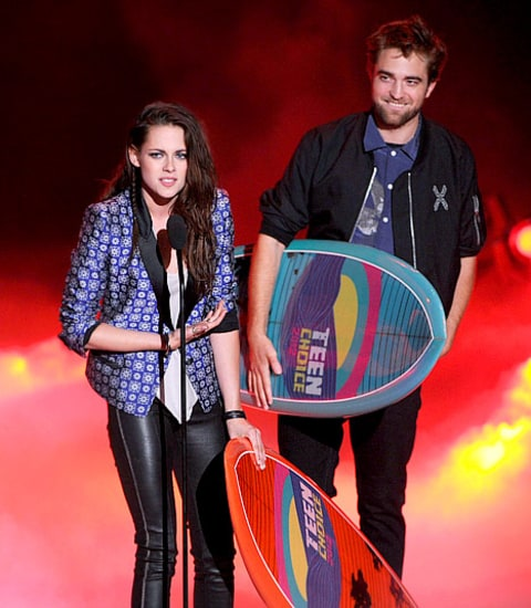 Robsten at Teen Choice