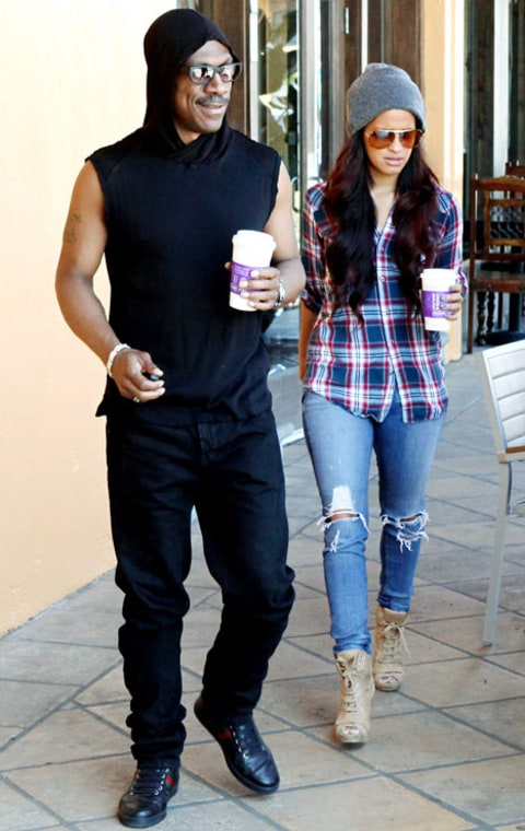 rocsi and eddie