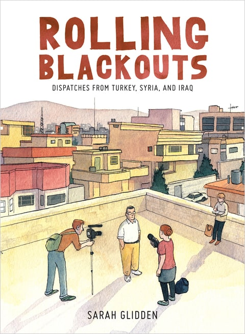 Rolling Blackouts Sarah Glidden Cover