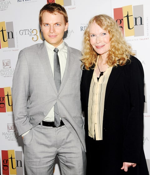 Ronan Farrow Pays Tribute to Late Brother Thaddeus After ...