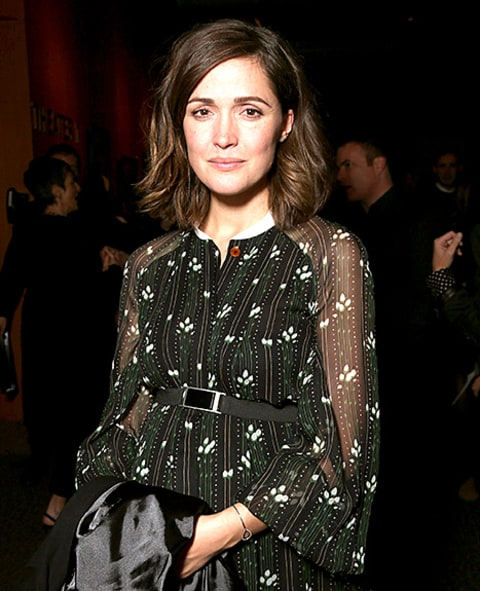 Rose Byrne - bump (side-ish)