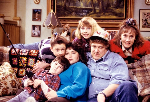 Sara Gilbert And John Goodman Have Roseanne Reunion On The Talk