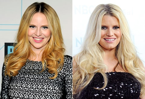 rosie pope and jessica simpson