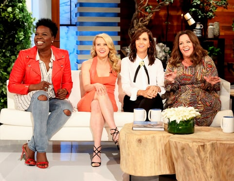 'Ghostbusters' star Leslie Jones was once a telemarketer for Scientology