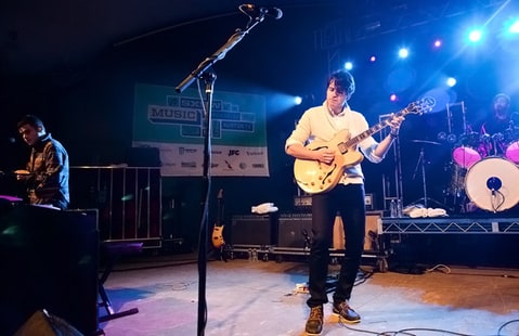 Sxsw, Vampire Weekend, austin, texas, South by South West, Ezra