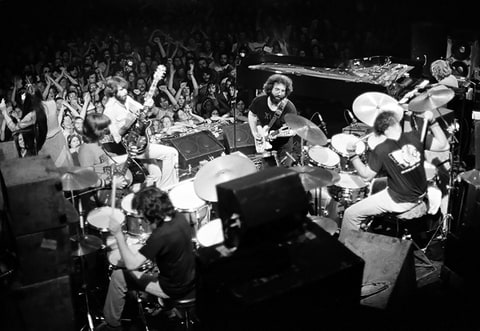 The Grateful Dead winterland san francisco 1977