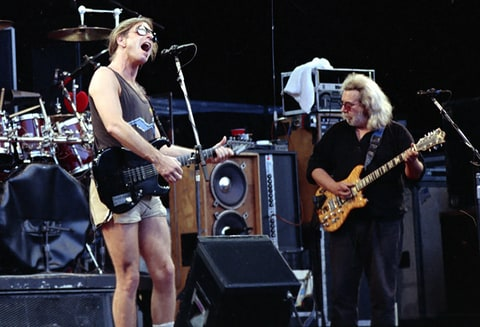 The Grateful Dead shoreline california 1989