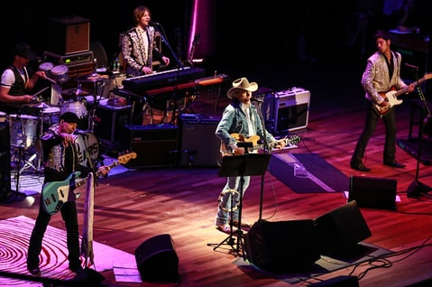 Dwight Yoakam, the Ryman Auditorium, Nashville Tennessee