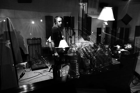deer tick in the studio john mccauley