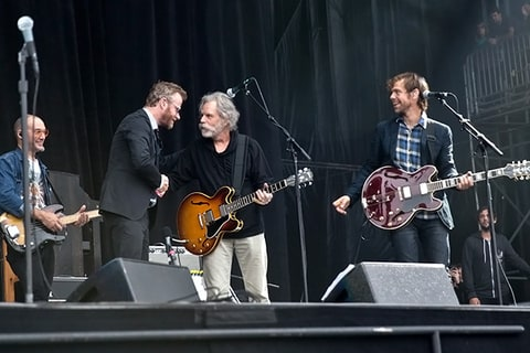 Outside Lands, San Francisco, California, golden gate park, paul mccartney, beatles, bob weir, the national